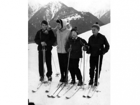Erna Low began taking British skiers on holiday in 1932