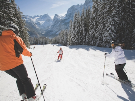 If you get fit for skiing, you'll get more out of your holiday. Photo: Crystal Ski Holidays