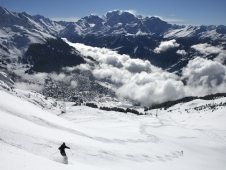 Verbier: dress to impress