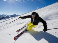 Graham Bell's tips on getting fit for skiing