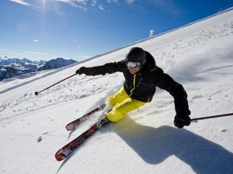Graham Bell offers his top tips on getting fit for skiing. Photo: Graham Bell/Nevica