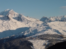 Five reasons to ski in La Rosière
