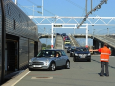 Eurotunnel Le Shuttle – the slickest Channel crossing
