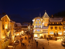 Consider magical Megève for your skiing holiday