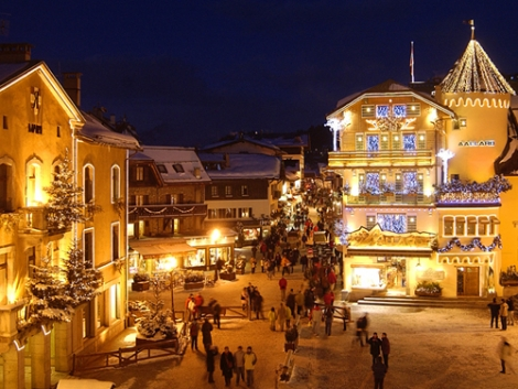 Megève is a classic weekend ski destination, just over an hour from Geneva airport