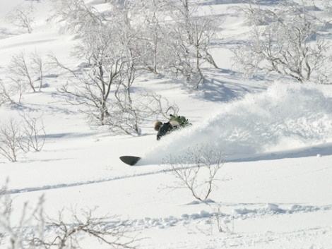 Niseko in Japan - one of the snowiest ski resorts in the world