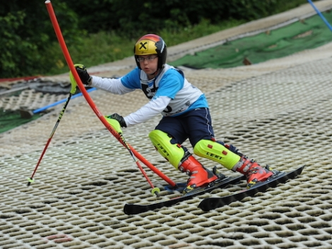 Ben Moore of www.paralleltrails.co.uk explains why dry slope skiing is so good for kids