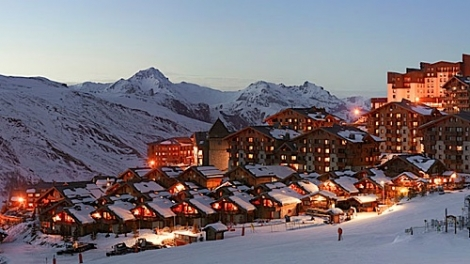 The strong pound has made buying in the Alps cheaper