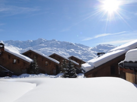 With Easter late this season why not combine guaranteed snow with top-quality cuisines and stay with Powder N Shine
