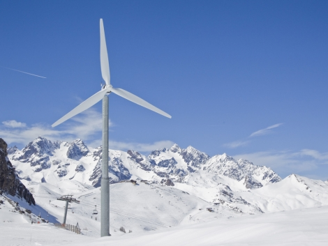 Serre Chevalier is leading the way to sustainable skiing with its renewable energy project