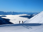 Heiligenblut is a great place to do one-day ski touring