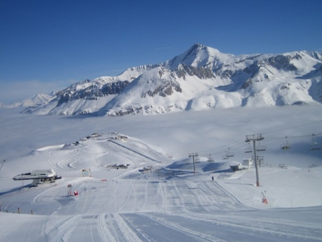 Lots of resorts are good for a pre-Christmas trip – this is Val d'Isère