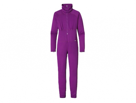 The ultimate onesie — Patagonia's Capilene with Polartec fabric is our top pick