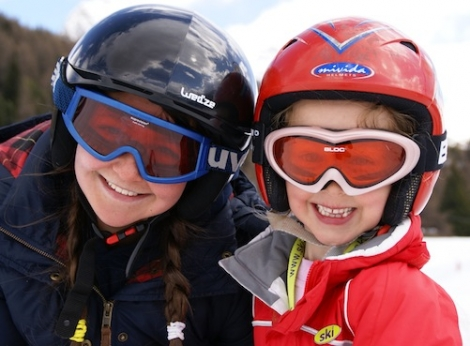 The Ski 2 Penguin Club has relocated for this year to give younger guests more space
