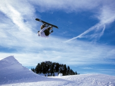 Get fit for the snowboard season