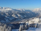 Good December snow conditions in the Alps