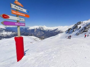 Choose off-the-beaten-track Valloire for your Easter family holiday