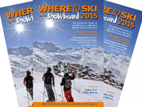 We're about to start updating <i>Where to Ski and Snowboard </i>for next year and need you