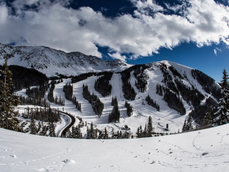 Arapahoe Basin has invested USD40m in recent years, increasing its skiable terrain last year by one third