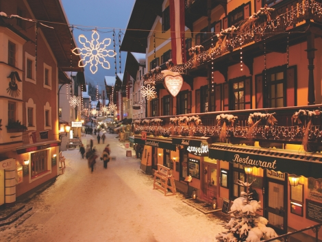 Spend Christmas in Zell am See, Austria, with Crystal Ski Holidays