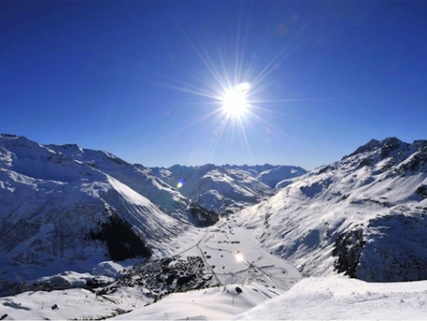 The Swiss ski resort of Andermatt is introducing flexible pricing for its ski passes
