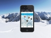 Crystal app to guide skiers round resort