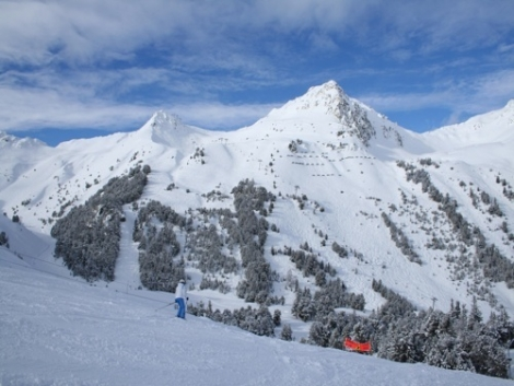 The ski resort of Les Arcs is to upgrade the Pré Saint-Espri in Arc 1950