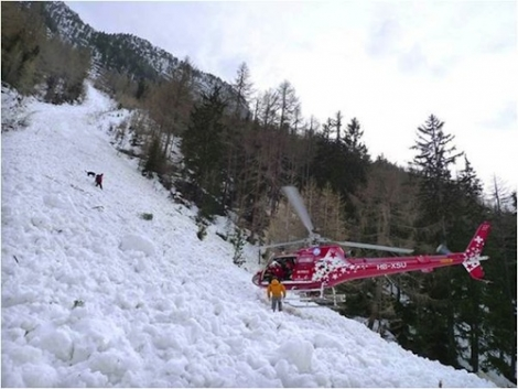 A 16-year-old has died in Lech while the Alps prepare for the most unstable snowpack conditions in 20 years. (Library pic)