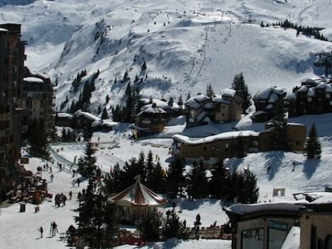 The new lifts will provide a faster link between Avoriaz and Les Crosets