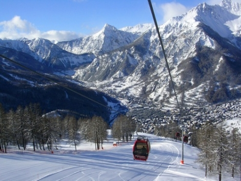 The Italian ski resort of Bardonecchia is one of the cheapest in Europe