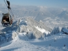 Skiers rescued from German gondola
