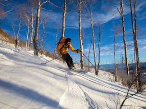 Bluebird Backcountry will open Whiteley Peak to only 300 skiers from 15 Feb-15 March