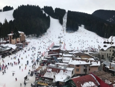 The two sides of Borovets