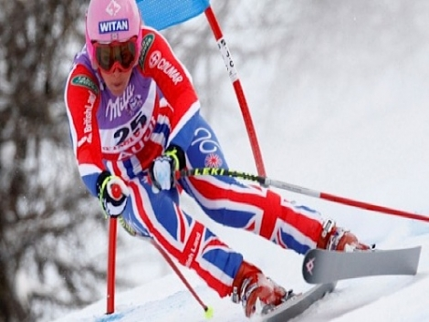 Supporting British snow sport teams