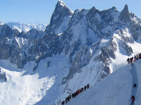 Chamonix will host a new music festival next spring