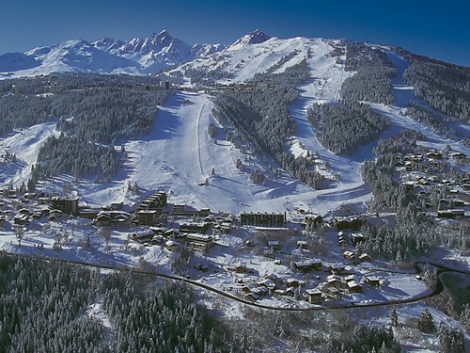 Courchevel and the rest of the 3 Valleys has even more improvements this year
