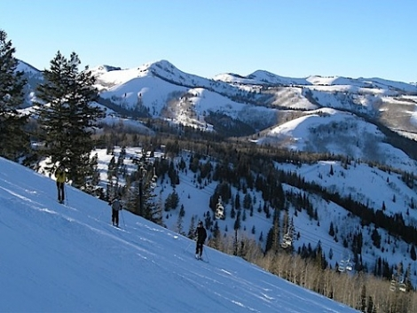 Deer Valley Resort in Utah has been bought by the same company that owns Mammoth and Squaw Valley