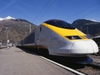 Eurostar ski train on sale tomorrow