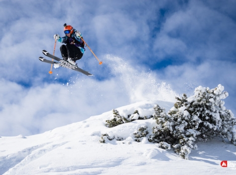 The Freeride World Tour has introduced an under-14 age category for young riders