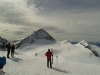 Glaciers open for skiing in the Tirol