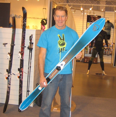 info pour 4a166 d3154 Where to Ski And Snowboard - New gear for 2012