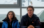 Will Ferrell and Julia Louis-Dreyfus enjoy Ischgl in the film Downhill. Pic: Jaap Buitendijk © Searchlight Pictures