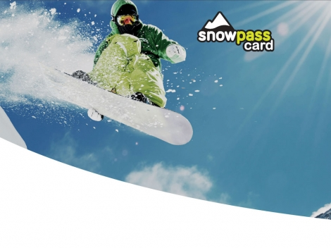 The Snowpass Card offers skiing in over 100 resorts across eight European countries