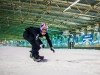 Brit sets indoor snowboard record