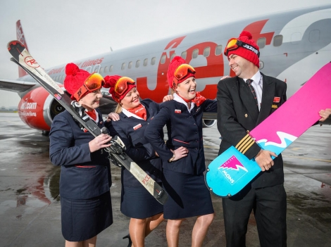 Jet2.com will operate three new regional ski flights this winter