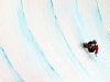 White wraps up half-pipe