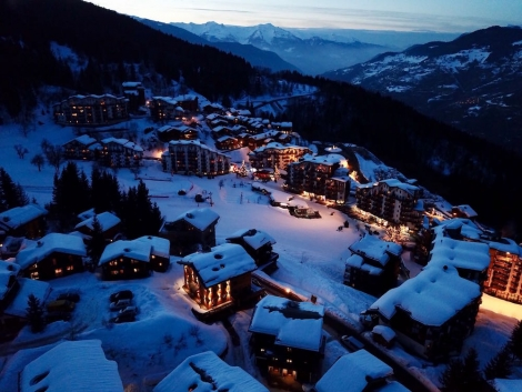 Ski Amis has seven different chalets in La Tania, all of which have been popular this season