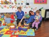 Esprit holds crèche at Family Travel Show