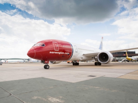 Norwegian will fly from three times a week from Gatwick to Denver this winter