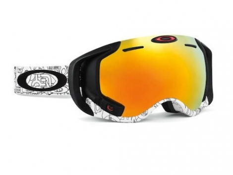oakley ski goggles  the oakley airwave goes on sale tomorrow, priced ?500
